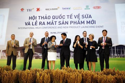 Tổ chức sự kiện lễ ra mắt, giới thiệu sản phẩm