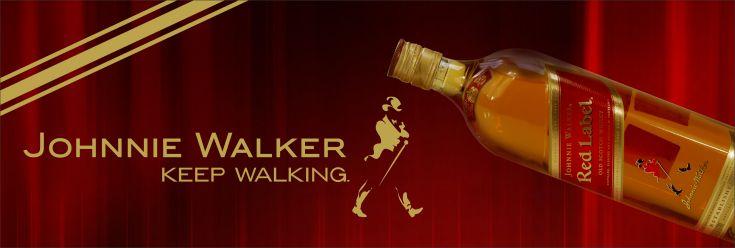 Thương hiệu rượu whisky nổi tiếng – Johnnie Walker