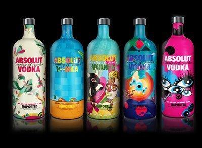 Absolut Vodka với quá trình xây dựng thương hiệu kiên trì và bền bỉ