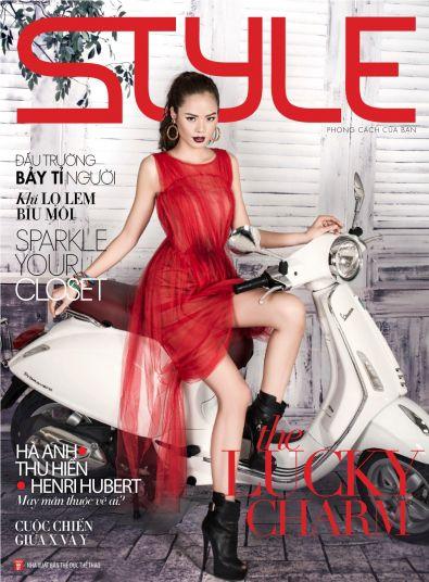 Bảng giá quảng cáo trên tạp chí Style 2015