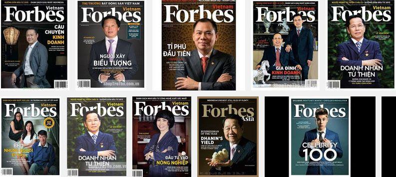 Tạp chí Forbes Việt Nam