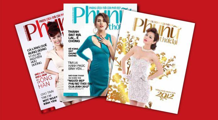 Tạp chí Phụ Nữ Thời Đại