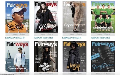 Tạp chí Fairways