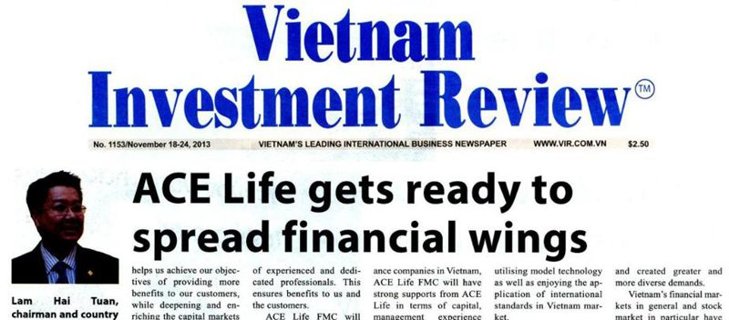 Báo Vietnam Investment Review-VIR