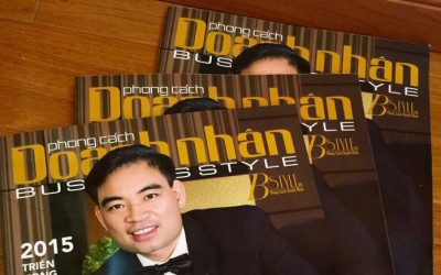 Tạp chí Phong Cách Doanh Nhân