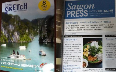 Tạp chí Vietnam Sketch