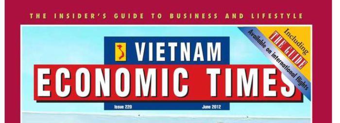 Bảng giá quảng cáo Tạp chí Vietnam Economic Times 2015