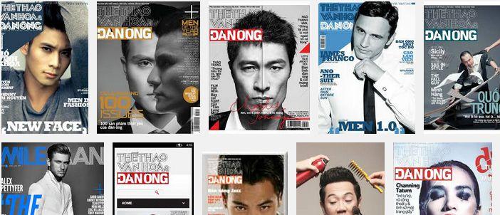 Bảng giá quảng cáo Tạp chí Thể thao văn hóa Đàn ông