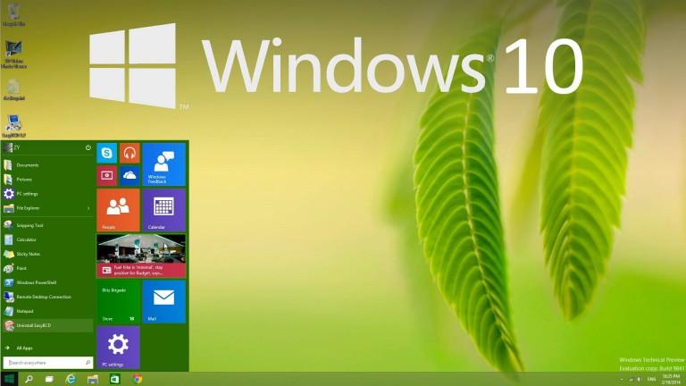 Windows 10 chính thức sẽ được phát hành theo từng đợt vào ngày 29/7