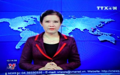 Lịch phát sóng kênh truyền hình thông tấn xã Việt Nam