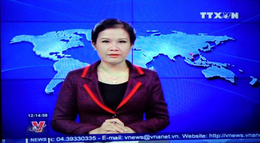Bảng giá quảng cáo truyền hình thông tấn xã Việt Nam