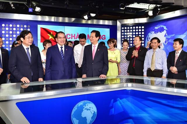 Truyền hình thông tấn xã Việt Nam