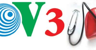 Lịch phát sóng VOV3