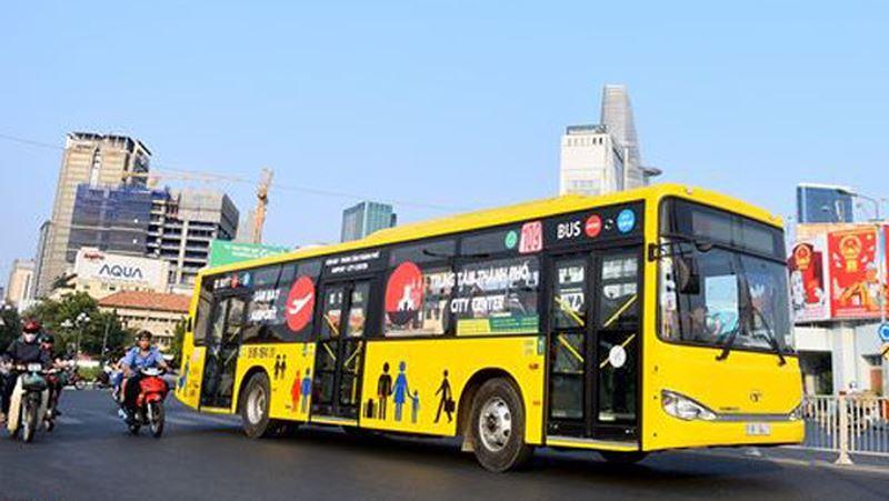 5 lý do để lựa chọn quảng cáo trên xe buýt