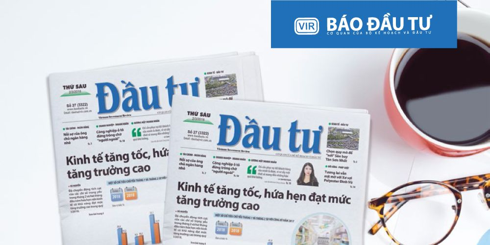 Bảng giá quảng cáo Báo Đầu Tư báo giấy