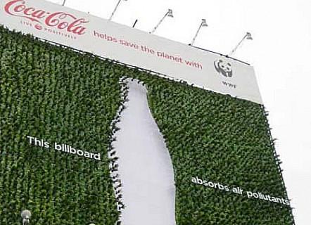 Billboard quảng cáo còn là tác phẩm nghệ thuật