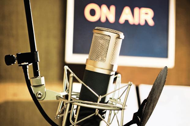 Quảng cáo trên Radio Quảng cáo truyền thông từ lời nói