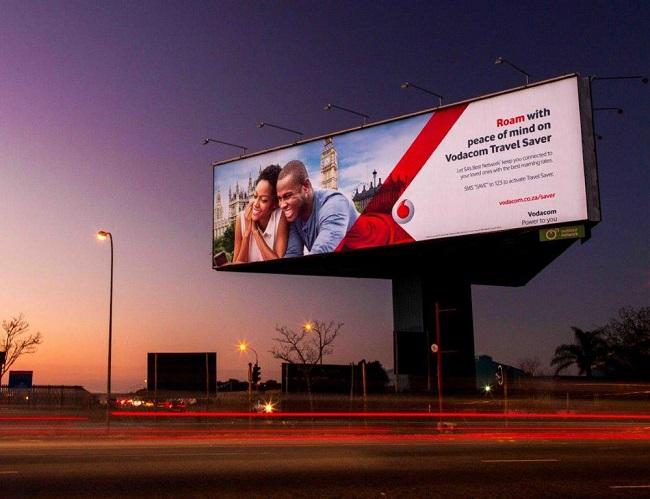 Quảng cáo ngoài trời không chỉ có bảng quảng cáo