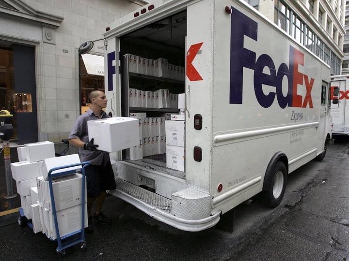 """""""Nếu muốn ship hàng nhanh, hãy FedEx nó""""."""