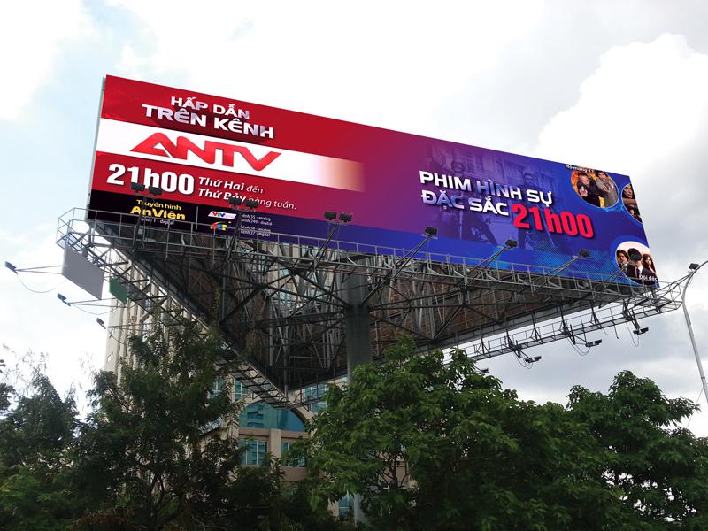 Dễ dàng truyền thông thương hiệu với Billboard quảng cáo ngoài trời