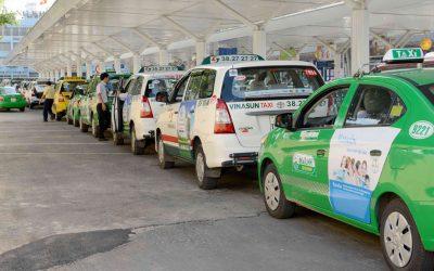 Quảng cáo taxi lợi kép cho doanh nghiệp và taxi truyền thống