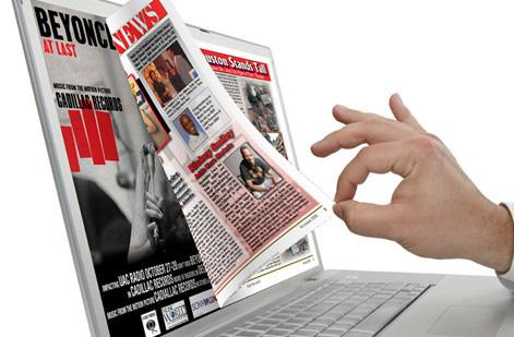 Quảng cáo trên báo mạng cách làm ra sao và hiệu quả thế nào