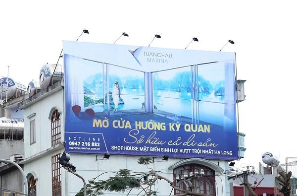 Những điều không thể bỏ qua khi quảng cáo ngoài trời tại Hà Nội