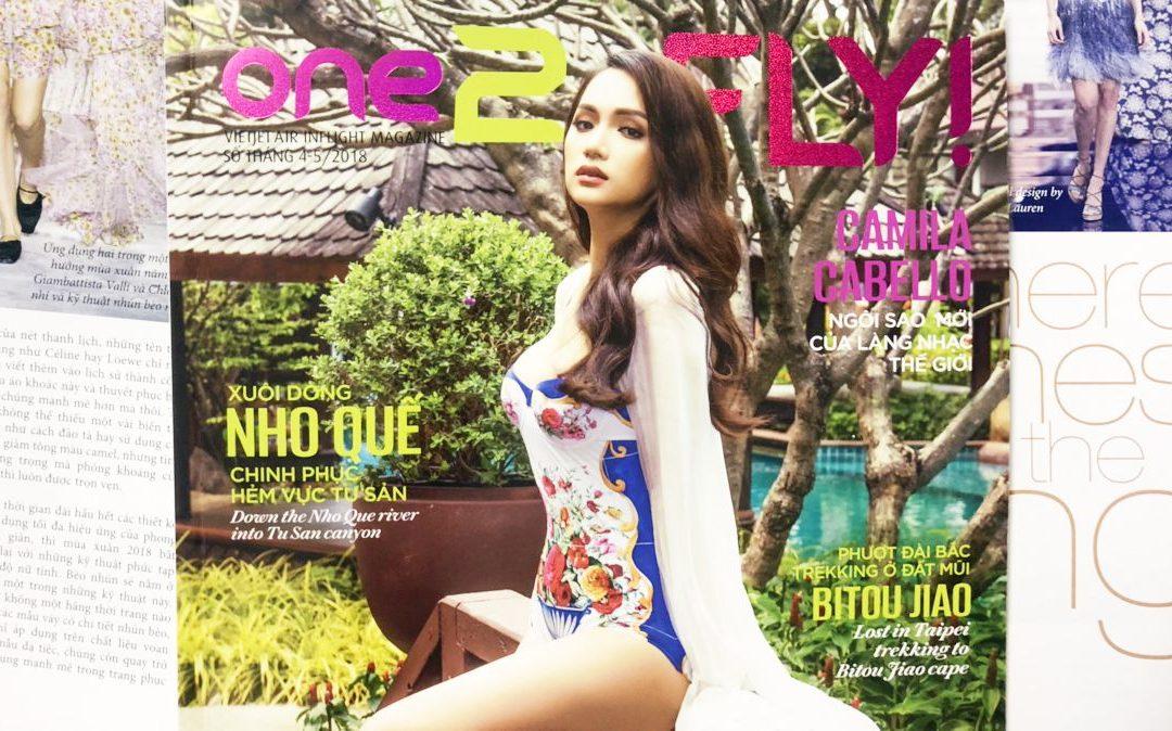 Bảng giá quảng cáo tạp chí One2fly – Tạp chí hàng không Vietjet