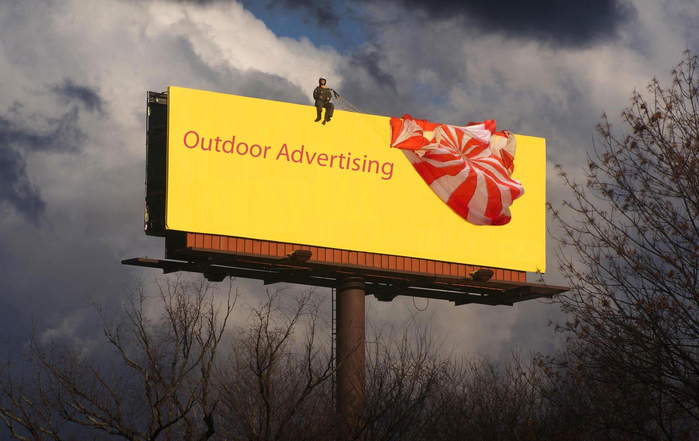 Ngạc nhiên với hiệu quả của OOH, Quảng cáo Pano, billboard ngoài trời