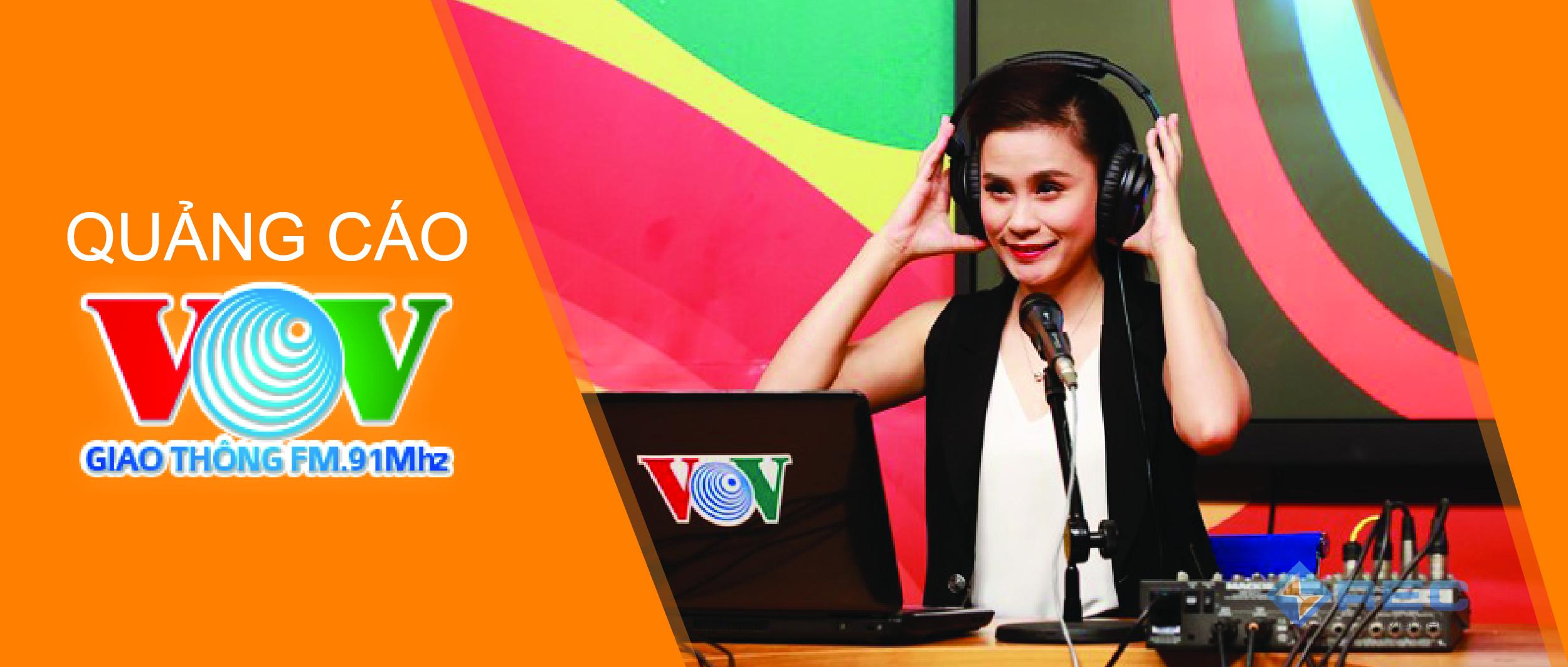 Quảng cáo trên kênh VOV Giao thông đưa bạn tới thành công