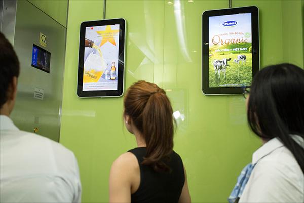 5 lời khuyên trước khi thực hiện chiến dịch quảng cáo trong thang máy