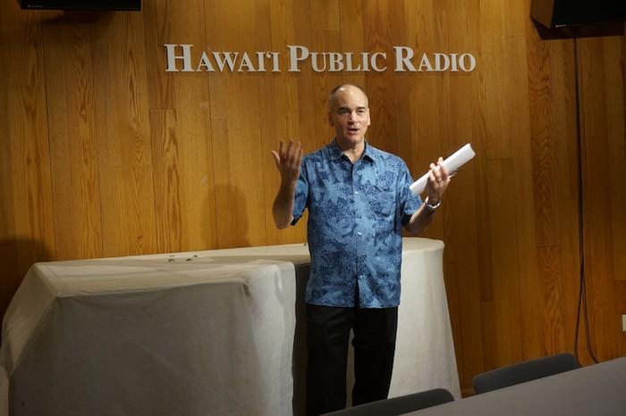 Đài phát thanh Hawaii nói không với quảng cáo