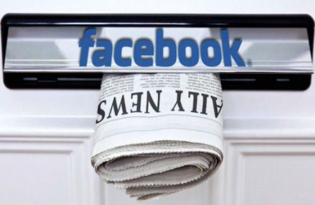 Cuộc chạy đua của Facebook và báo chí