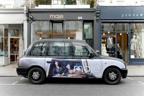 7 ý tưởng quảng cáo Taxi sáng tạo