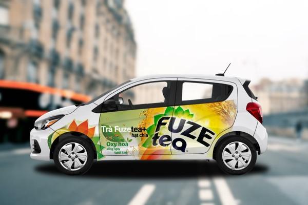 Ưu điểm tuyệt vời khiến bạn muốn quảng cáo trên taxi ngay lập tức