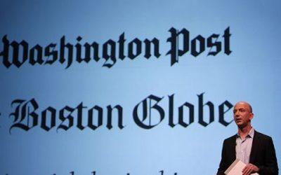Vì sao các tỉ phú đổ tiền mua những tờ báo
