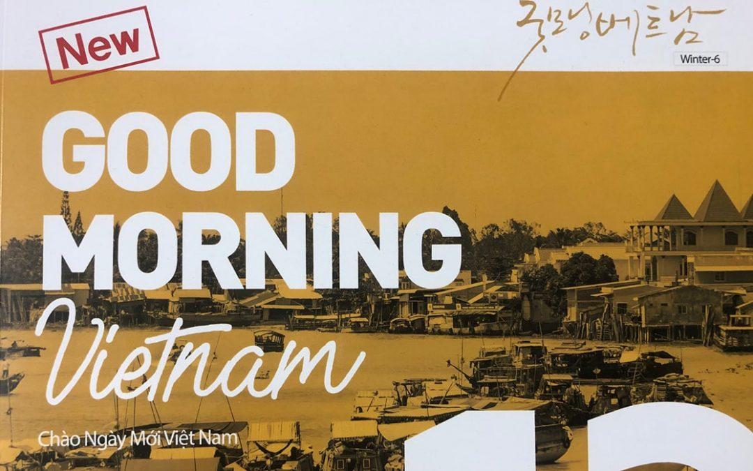 Bảng giá quảng cáo tạp chí Good Morning Việt Nam