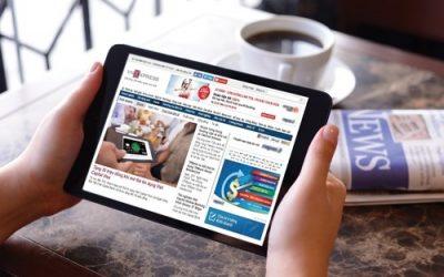 Brandcom tư vấn booking hiệu quả trên báo điện tử