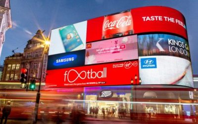 Xu hướng quảng cáo ngoài trời nên sử dụng trong năm 2019