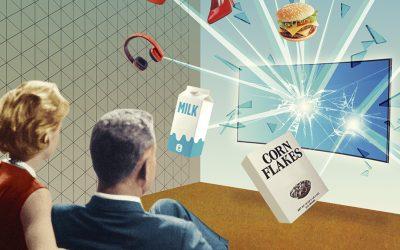 Quảng cáo trên TV mang lại hiệu quả cao hơn quảng cáo video trực tuyến