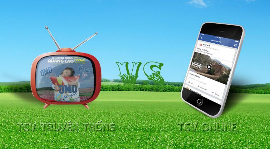 5 yếu tố phân biệt TVC truyền hình và TVC online
