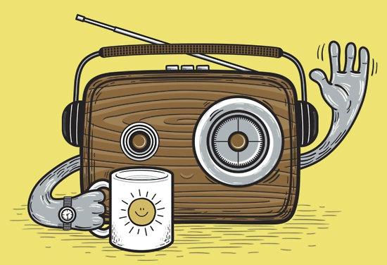 Quảng cáo phát thanh vẫn hút khách dù kỹ thuật số phát triển