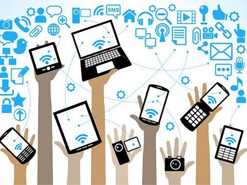 Quảng cáo mạng xã hội có thể vượt xa quảng cáo báo chí trong 4 năm tới