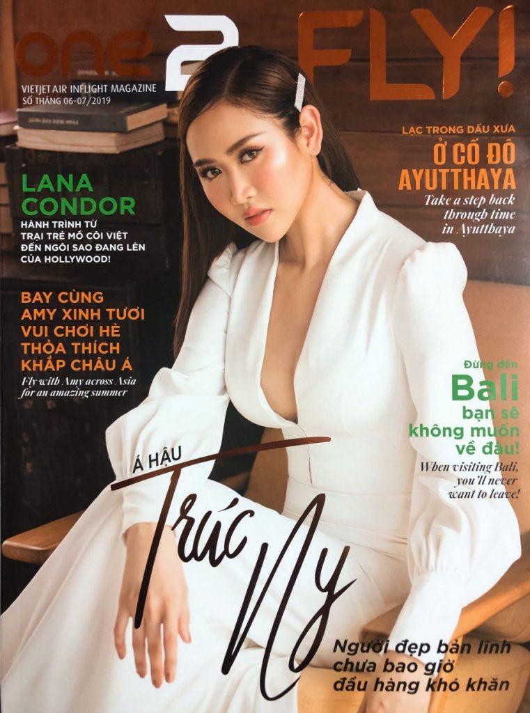 Tạp chí One2fly - Tạp chí hãng hàng không Vietjet Air