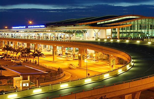 Quảng cáo sân bay Tân Sơn Nhất