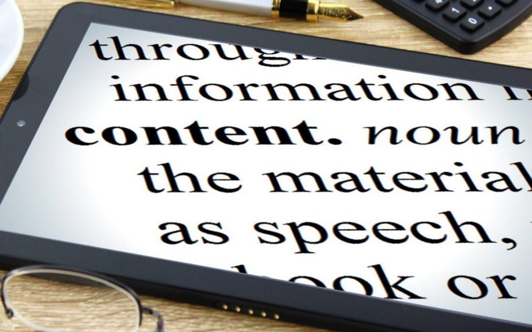Làm Content Marketing không thể bỏ qua những điều cốt lõi này?