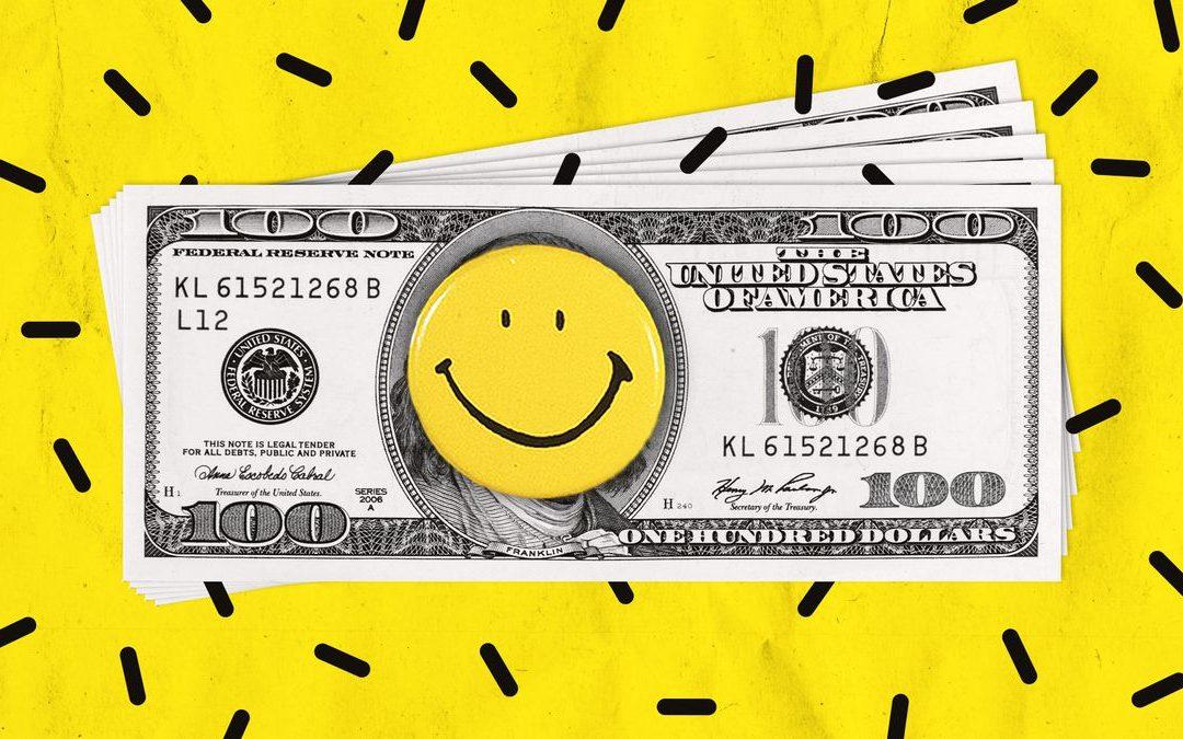 Câu chuyện Mặt cười 500 triệu USD
