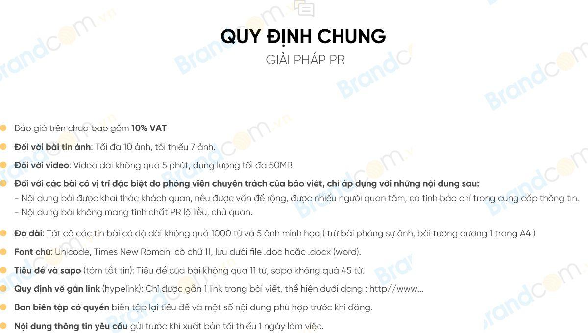 Báo giá quảng cáo trên gamek.vn