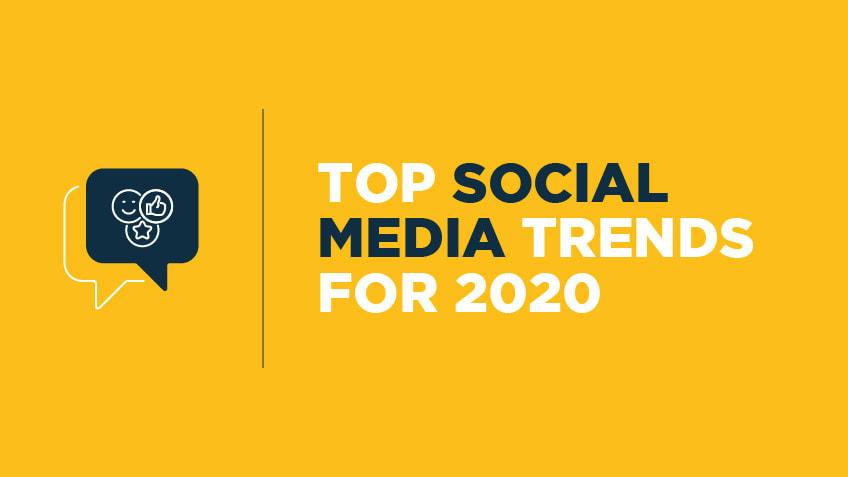 Tiếp thị truyền thông xã hội 2020 và những xu hướng nổi bật