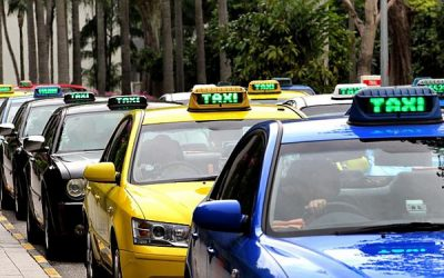 Quảng cáo trên taxi tại Sơn La làm sao cho hiệu quả